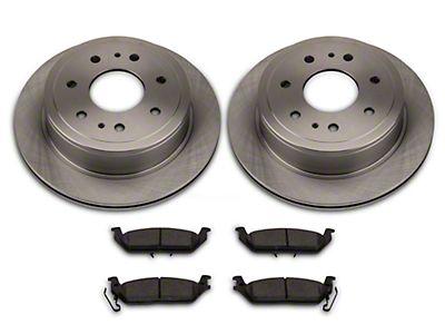 2015 2019 F 150 Brake Rotor Pad Kits Americantruckscom