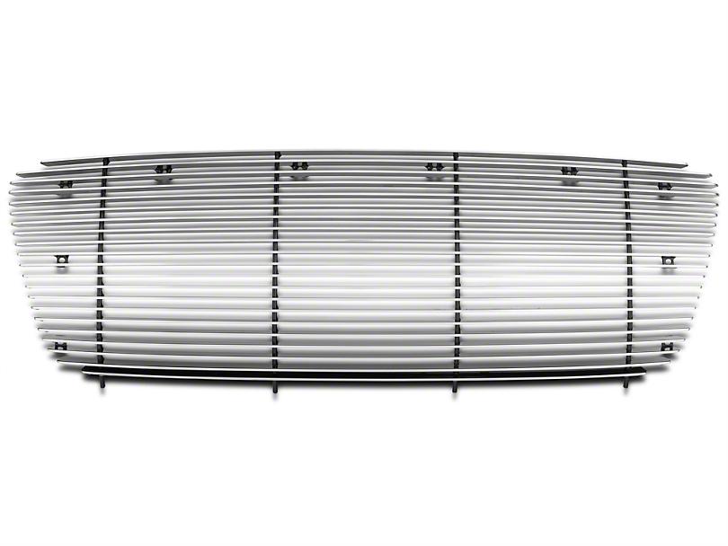 Roush Billet Aluminum Upper Replacement Grille w/ Emblem Delete (04-08 All)