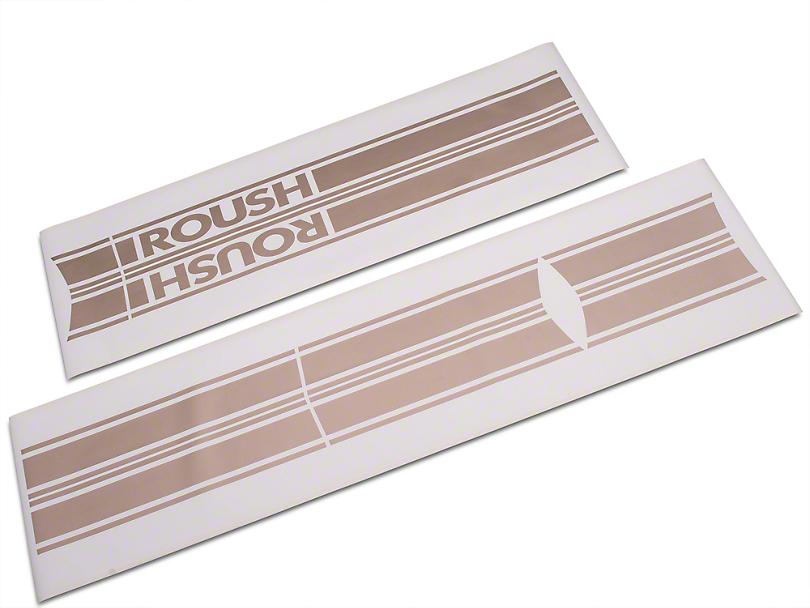 Roush Tan Stripe Kit - Rocker Panel (04-08 SuperCab, SuperCrew)