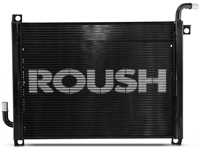 Roush Upper Mount Low Temp Supercharger Radiator Upgrade (11-14 5.0L, 6.2L F-150)