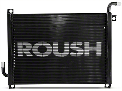 Roush Upper Mount Low Temp Supercharger Radiator Upgrade (11-14 5.0L, 6.2L)