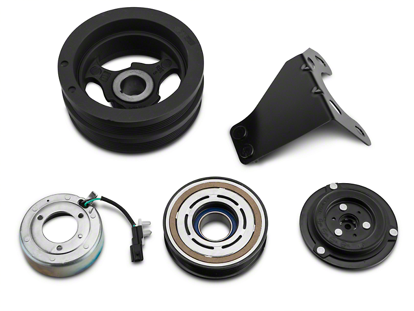 Roush Supercharger Supplemental FEAD Kit (2014 5.0L F-150)