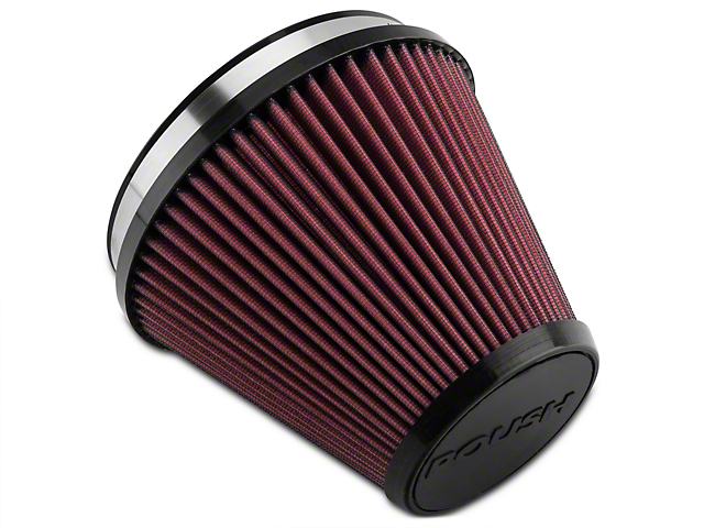 Roush Cold Air Intake Replacement Air Filter (11-14 3.7L, 5.0L, 6.2L; 12-14 3.5L EcoBoost)