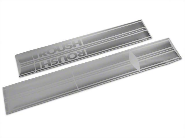 Roush Silver Stripe Kit - Rocker Panel (04-08 SuperCab, SuperCrew)