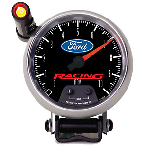 Ford Performance Tachometer w/ Shift Light (97-18 All)