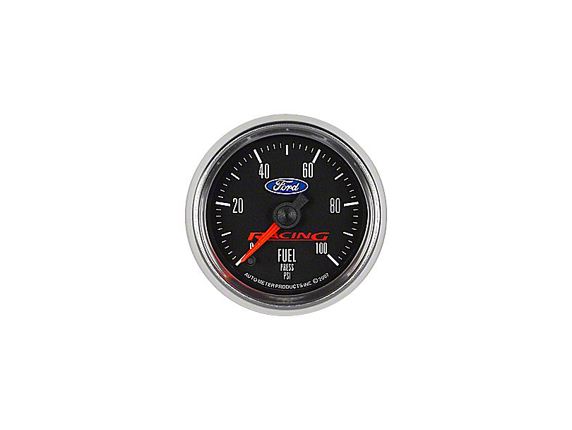 Ford Performance Fuel Pressure Gauge (97-19 F-150)