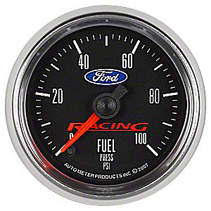 Ford Performance Fuel Pressure Gauge (97-18 All)