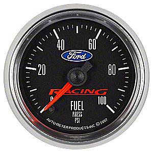 Ford Performance Fuel Pressure Gauge (97-18 F-150)