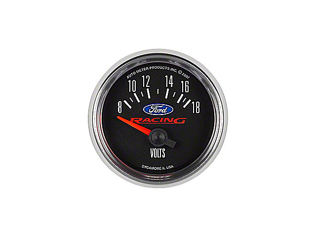 Ford Performance Voltmeter Gauge (97-17 All)