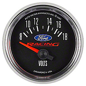 Ford Performance Voltmeter Gauge (97-18 All)