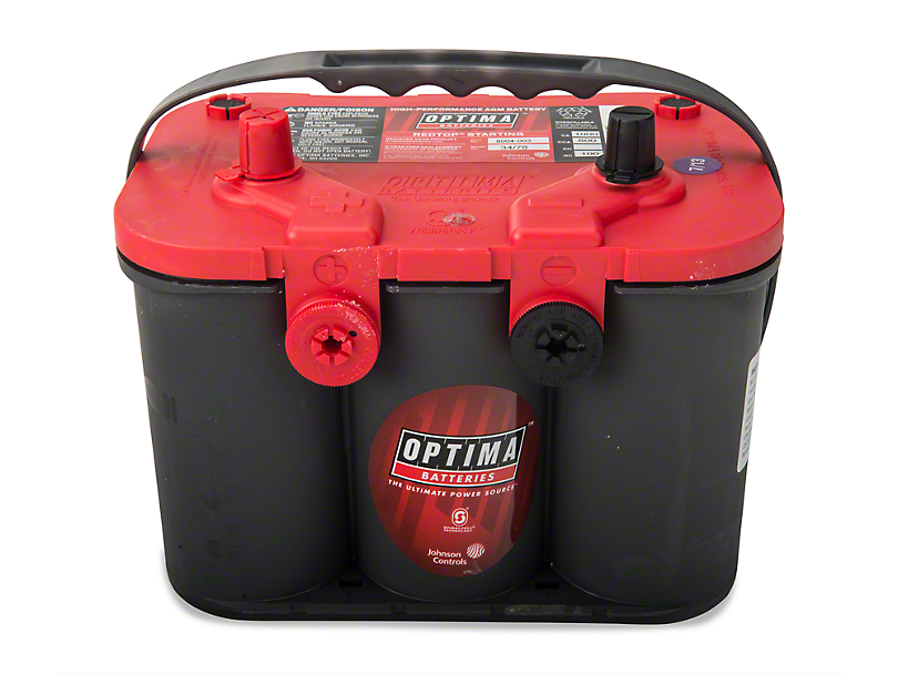 Optima Red Top Performance Battery (97-14 F-150)