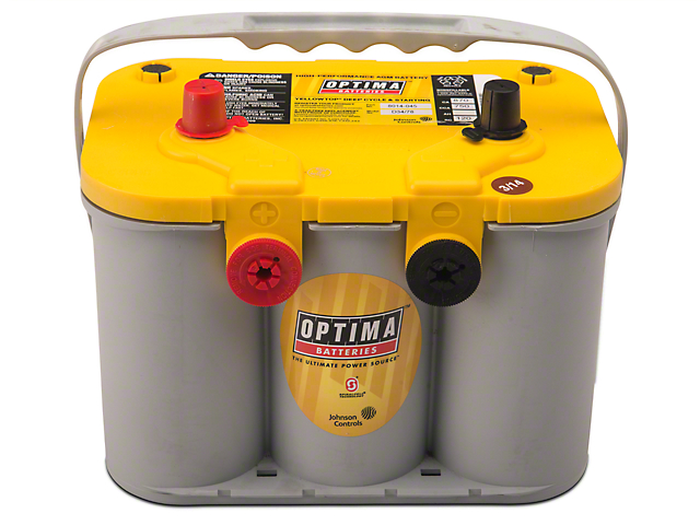 Optima Yellow Top Performance Battery (97-14 F-150)