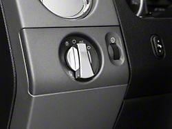 Modern Billet Chrome Headlight Knob Cover (04-08 F-150)