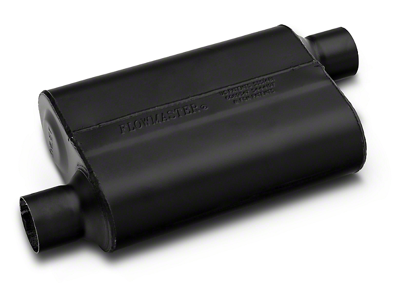 Flowmaster Super Flow 44 Series Offset Muffler - 2.5 in. (04-08 F-150)