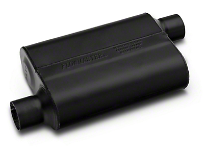 Flowmaster Super Flow 44 Series Offset Muffler - 2.5 in. (04-08 All)