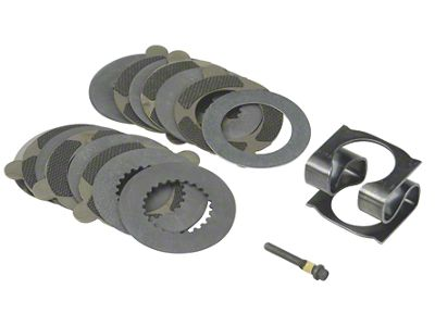 Ford Performance Traction - LOK Rebuild Kit w/ Carbon Discs - 8.8 in. (97-19 F-150)