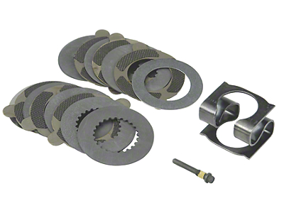 Ford Performance Traction - LOK Rebuild Kit w/ Carbon Discs - 8.8 in. (97-18 All)