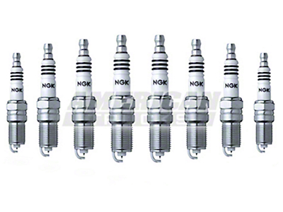 NGK Iridium IX Performance Spark Plugs (97-09 4.6L 2V)