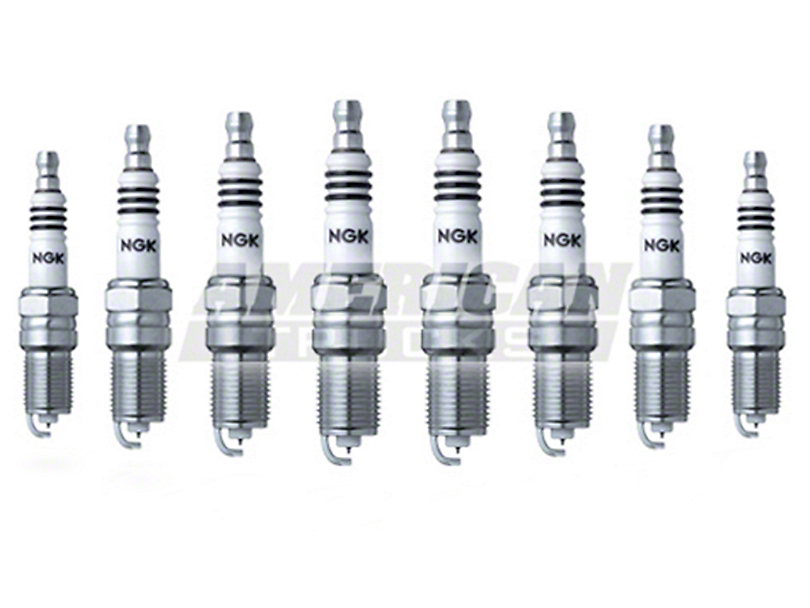NGK Iridium IX Performance Spark Plugs (2010 4.6L 2V)