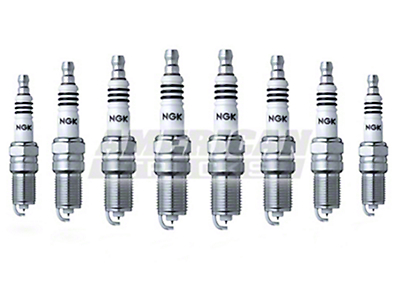 NGK Iridium IX Performance Spark Plugs (2010 4.6L 2V F-150)