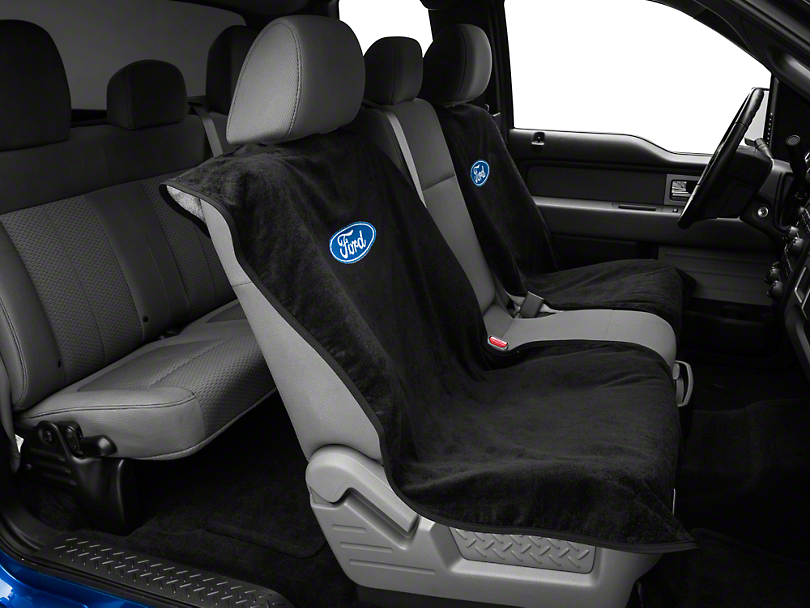 alterum f 150 seat armour protective cover black ford. Black Bedroom Furniture Sets. Home Design Ideas
