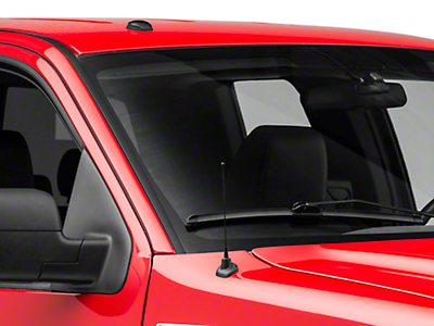 SpeedForm Fixed Black Antenna - 8 in. (97-08 F-150)
