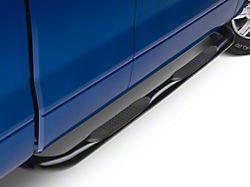 Barricade 3 in. Side Step Bars - Gloss Black (09-14 F-150 SuperCab)