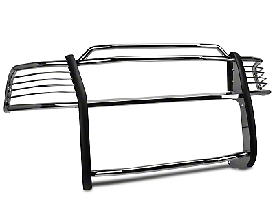 Barricade Brush Guard - Polished Stainless Steel (99-03 2WD; 97-03 4WD)
