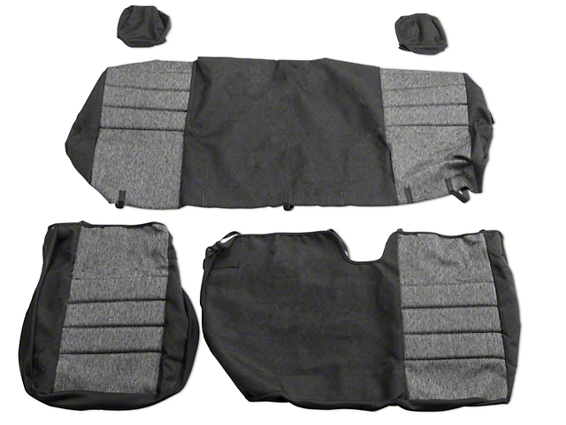Fia F 150 Custom Fit Tweed Rear 60 40 Seat Covers