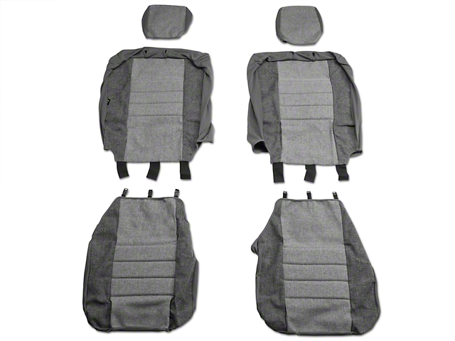 Fia F 150 Custom Fit Tweed Front Seat Covers