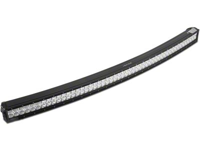 50 in. Curved Double Row LED Light Bar - Flood/Spot Combo