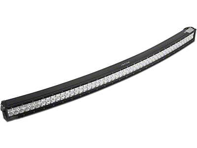 Raxiom 50 in. Curved Double Row LED Light Bar - Flood/Spot Combo (97-18 All)