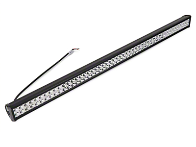 Raxiom 50 in. Double Row LED Light Bar - Flood/Spot Combo (97-17 All)
