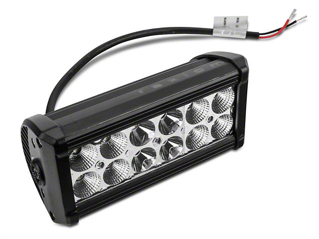 Raxiom 7.5 in. Double Row LED Light Bar - Flood/Spot Combo (97-18 All)
