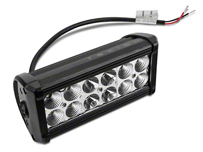 Raxiom 7.5 in. Double Row LED Light Bar - Flood/Spot Combo (97-17 All)