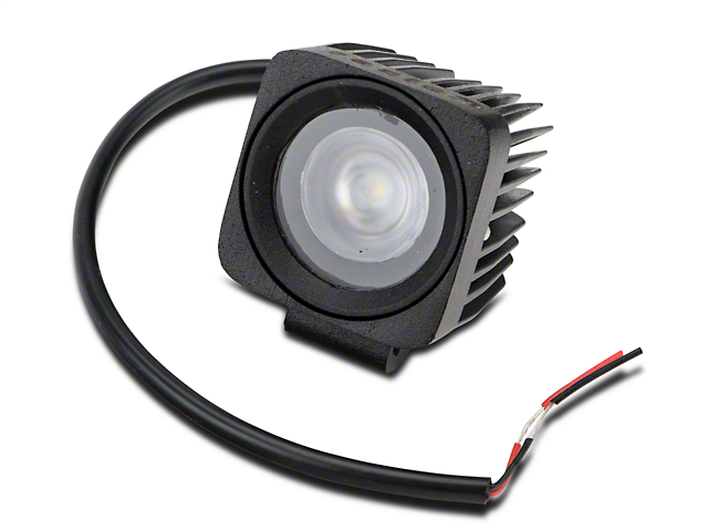 Raxiom 2.5 in. Square LED Light - Flood Beam (97-18 F-150)