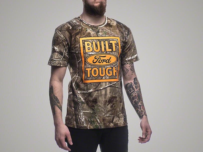 RealTree Built Ford Tough T-Shirt