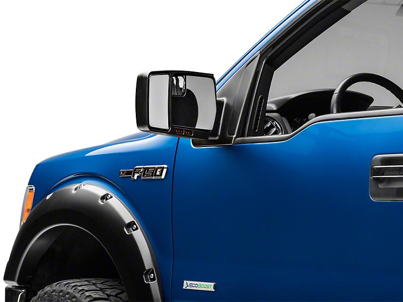 CIPA Custom Towing Mirrors - Pair (04-14 F-150 w/ Standard Mirrors)