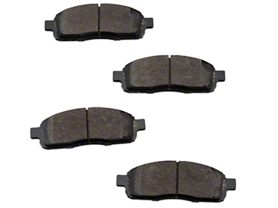 Hawk Performance Ceramic Brake Pads - Front (10-14)