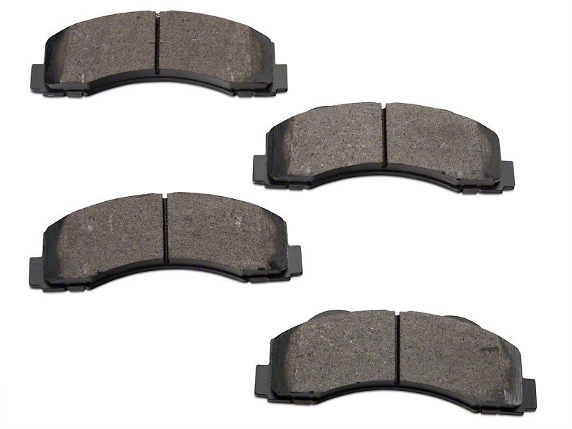 Hawk Performance LTS Brake Pads - Front Pair (09-14 All)