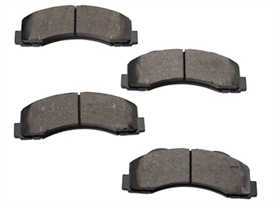Hawk Performance LTS Brake Pads - Front (10-14)
