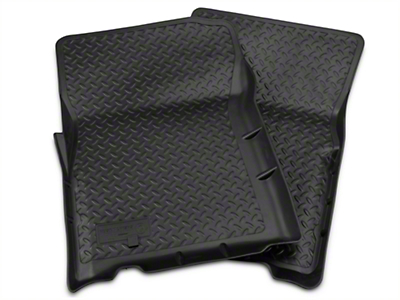 Husky Classic Front Floor Liners - Black (97-03 All)