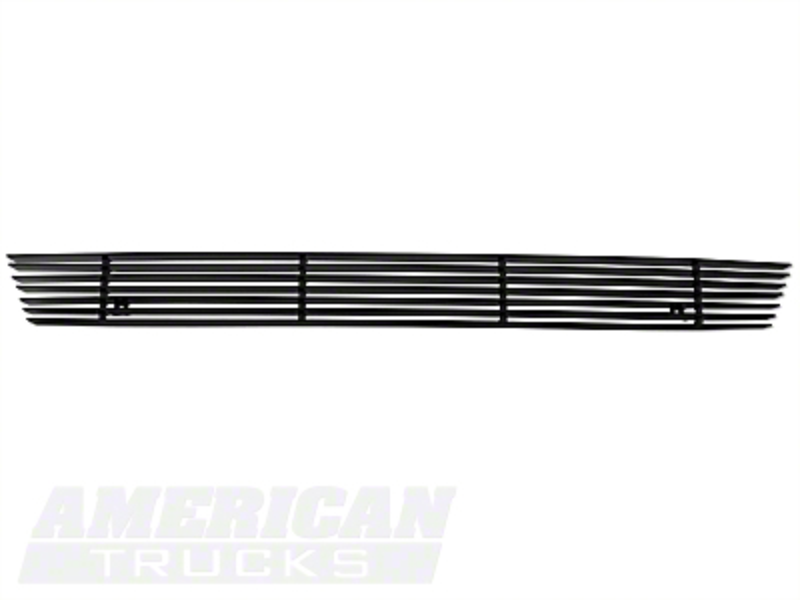 Modern Billet Lower Bumper Grille Insert - Black (06-08 F-150)