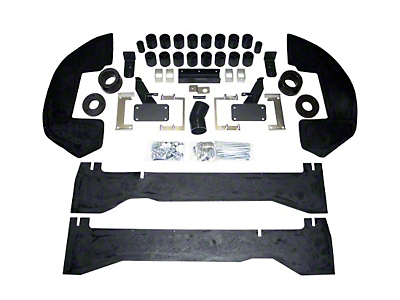 Air Lift Ride Control System (97-03 All)