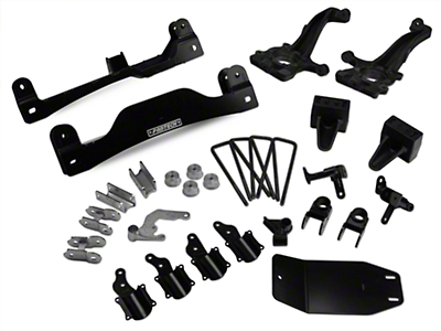 Fabtech 4 in. Lift System (10-13 Raptor)
