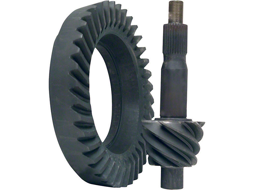 Yukon Gear 9.75 in. Rear Ring Gear and Pinion Kit - 3.55 Gears (11-17 All)