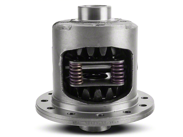 Yukon Gear 9.75 in. Dura Grip Positraction Rear Differential - 34 Spline (97-19 F-150)