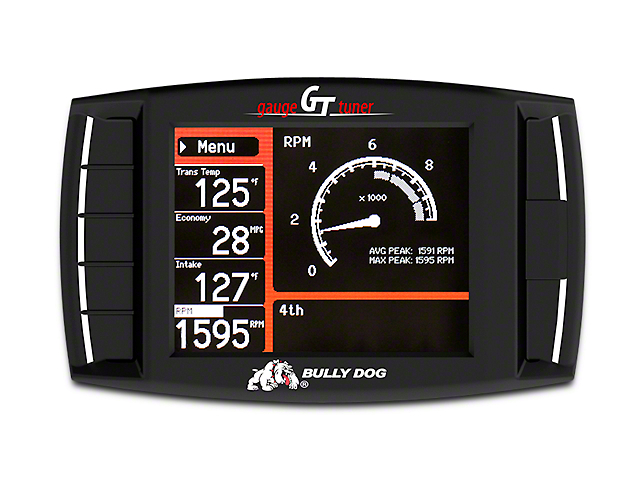 Bully Dog GT Platinum Tuner (11-14 5.0L F-150)