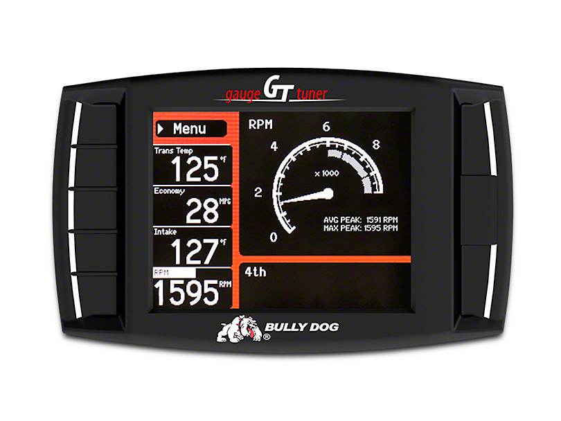 Bully Dog GT Platinum Tuner (10-14 6.2L Raptor)