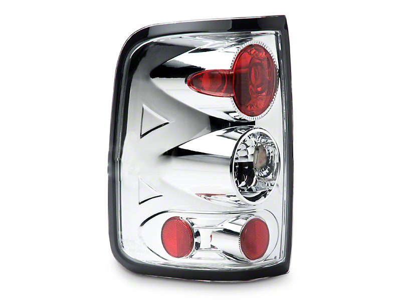 Axial Chrome Euro Tail Lights (04-08 Styleside)